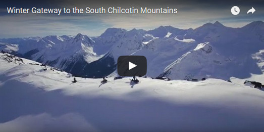 YouTube South Cochilcotin Mountains